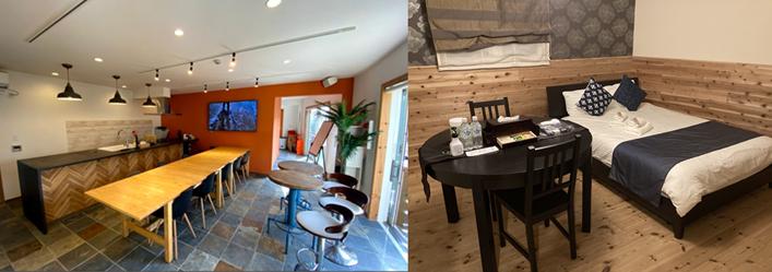 簡易宿所、レンタルスペース、貸しオフィス、KAMA-CROWD