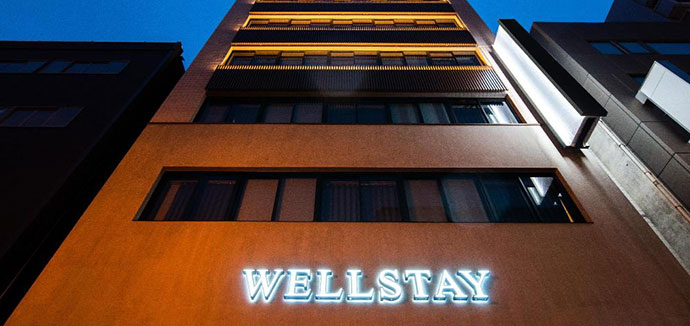 WellStay難波 株式会社スーパー・コート